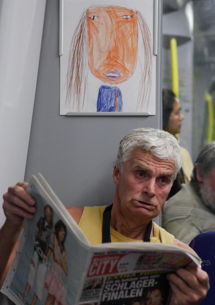Nyheter på Röda linjen (2005)
