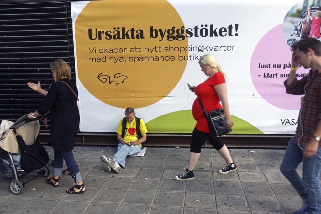 Hamngatan, Stockholm (2011)